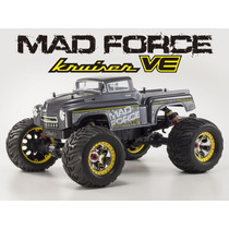 Automodelo Mad Force Truck Kyosho 1/8 Eletrica Freehobby