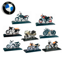 Miniatura Moto De Coleção Bmw 1/24 Del Prado A Escolha