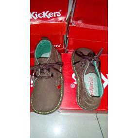 Zapatos Botin De Niños T24 Kickers 48,9