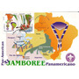 Maximo Postal Jamboree Panamericano-2001-foz Iguaçú-par-cbc