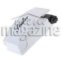 Mini Selador De Embalagens Plásticos Portátil - Promoção!!