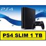 Playstation 4 Slim 1tb Ps4 Ultimate Edition Lançamento