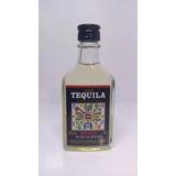 Miniatura De Tequila Ranchito Gold 40ml Fabricada No México