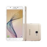 Celular Samsung J7 Prime G610f Dual 32gb Branco/dourado
