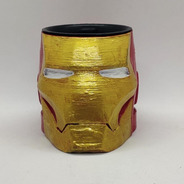 Mate Iron Man Impreso En 3d