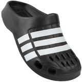 Sandalias Duramo Clog Black/white adidas