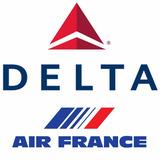5000 Milhas Aéreas Delta/air France