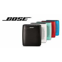 Corneta Portatil Bose Modelo Soundlink Colour Bluetooh Aux