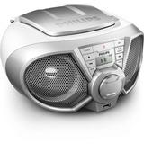 Rádio Philips Soundmachine Px3125stx Cd Mp3 Bluetooth Fm 5w