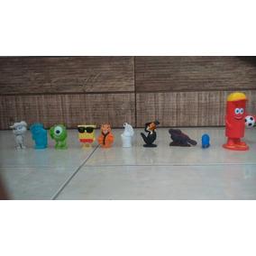 Lote De Brinquedos Antigos É Colecionáveis Da Nestlé+brinde