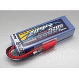 Bateria Lipo 5200mah 2s 7.4v 30c Casco Duro Dron Robotica