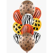 Kit Balão Buque Safari Happy Day