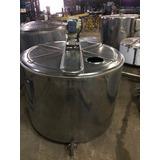 Tanque Resfriador De Leite 775 Litros Eurolatte