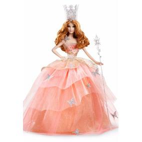 Barbie Collector Wizard Of Oz Fantasy Glamour Glinda 2015