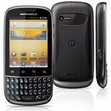 Carcaça Motorola Xt317 Fire C/ Tela Touch