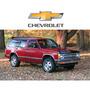 Consola Cambio De Radio Chevrolet Blazer S-10 99-4000