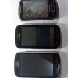 Celulares Samsung Réplicas P/ Retirada De Peças - Funcionam!