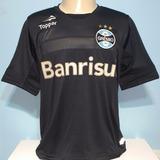 Camisa Gremio Black Topper - Futebol no Mercado Livre Brasil b8f3005f04208