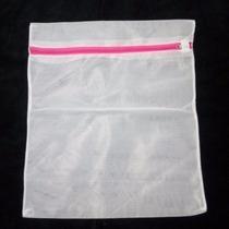 Sacolinha Para Limpeza De Roupa Delicada - 4 Unid. (40x45cm)