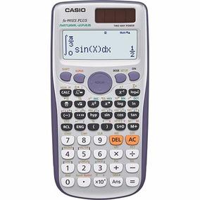 Calculadora Cientifica Casio Fx-991esw Plus 417fun |watchito