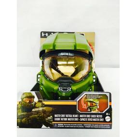Casco Halo Master Chief Electronico Mattel