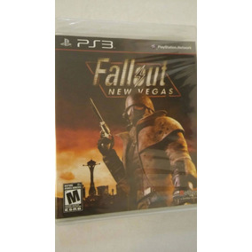 Fallout New Vegas Ps3.original Nuevo Fisico Sellado Original