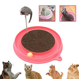 Scratcher Cat Toy, Cat Turbo Scratcher Toy, Scratch Board Pa