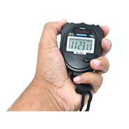 Cronômetro De Mão Digital Corrida Alarme Hora