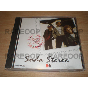 Soda Stereo Compilado Ok Musimundo (cd) (brasil) Consultar
