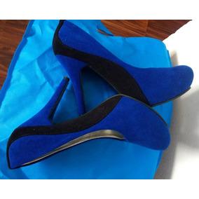 Vendo Hermosos Zapatos Tacones Dama # 38 12 Cm Altura Tacon