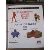 Livro: Dicionário Ilustrado - Corpo Humano, Animais, Plantas