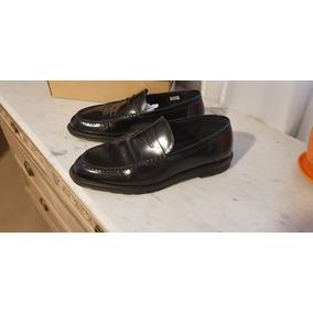 Zapatos 42 / 43 Dr. Martens Negros Como Nuevos