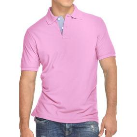 e8c2ecf4acbb8 Camiseta Tipo Polo Negra Ropa - Ropa y Accesorios Rosa claro en ...