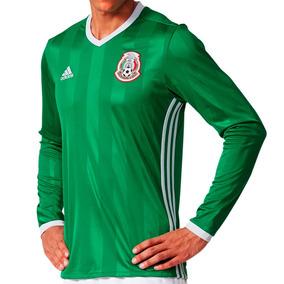 Jersey Seleccion De Mexico Local 16 Hombre adidas Ac2724