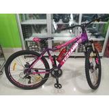 Bicicleta Mtb Dama Tezarro