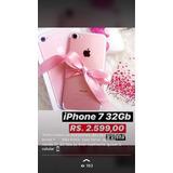 Iphone 7 32 G Rose