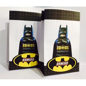 Bolsitas Golosineras Lego Batman X 10 Personalizadas