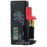 Testador E Analisador De Pilhas E Baterias Universal Dig Lcd