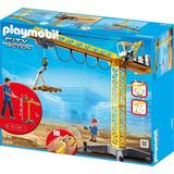 Retromex Playmobil 5466 Grua De Rc Pluma Construccion