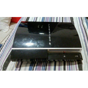 Playstation 3 Fat Ylod. Só O Console!