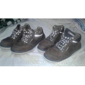 Calzados De Seg. Zapato Zapatilla/botin Funci.horiz. N°43