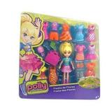 Mattel Polly Pocket Muñeca Con Accesorios