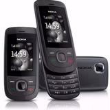 Celular Nokia 2220s Slide Melhor Q Flip Fm Mp3 Vivo Lacrado