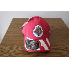 Gorra Original - Club De Futbol Guadalajara Chivas Poliester · 3 colores 33aad2776ce