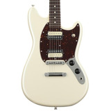 Guitarra Electrica Fender American Mustang Olympic Special E