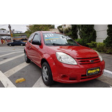 Ford Ka 1.0 Flex 3p Direção Hidráulica Vermelho 2010