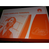 Huawei Ets 3125i Telefono Fijo O Rural Gsm Telcel