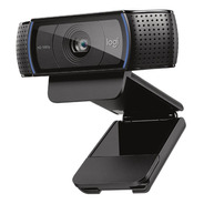 Webcam Logitech C920 Pro Full Hd Zoom Teams Hangouts Skype