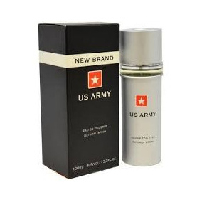 Perfume Us Army Caballero 100 Ml Original