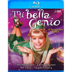 Mi Bella Genio Serie Latino Completa Bluray